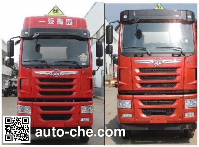 Xingshi SLS5310GRYC5QA flammable liquid tank truck