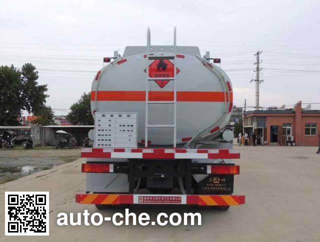 Xingshi SLS5311GYYE5S oil tank truck