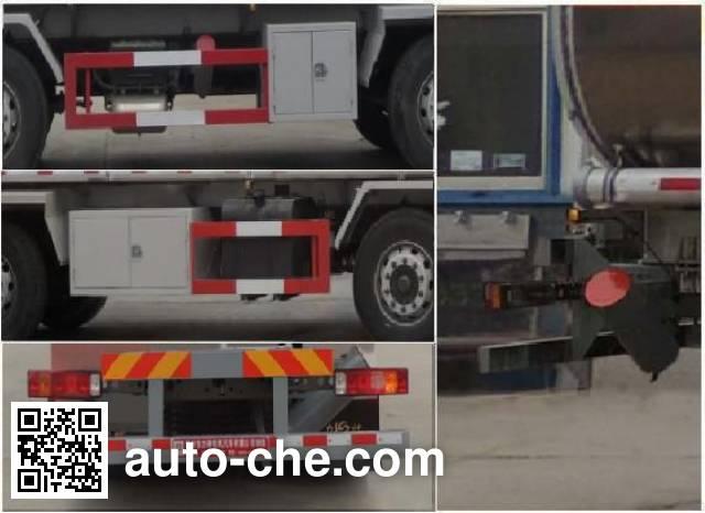 Xingshi SLS5312GYYE5SA oil tank truck
