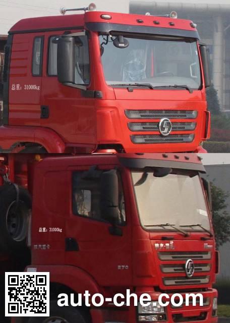 Xingshi SLS5311TSGS4 fracturing sand dump truck