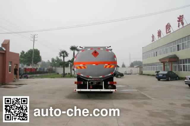 Xingshi SLS5313GHYB chemical liquid tank truck