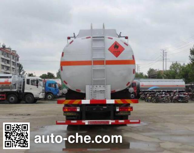 醒狮牌SLS5320GRYC5易燃液体罐式运输车