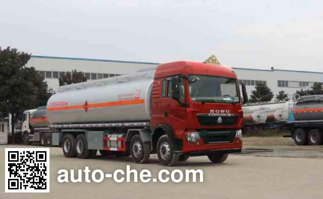Xingshi SLS5310GRYZ5A flammable liquid tank truck