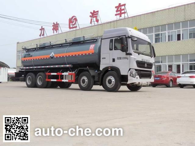 Xingshi SLS5322GFWZ5 corrosive substance transport tank truck