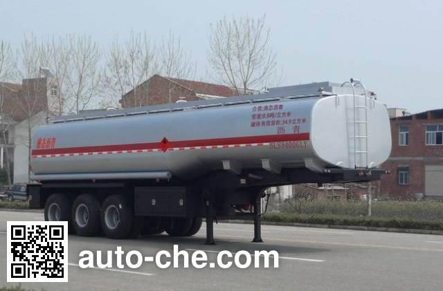 Xingshi SLS9400GLY liquid asphalt transport tank trailer