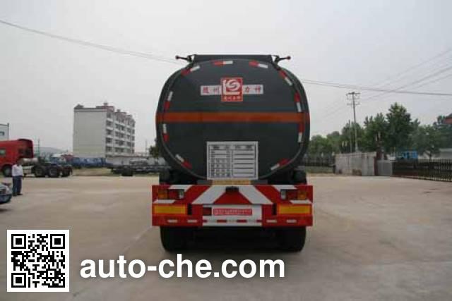 醒狮牌SLS9400GNY鲜奶运输半挂车