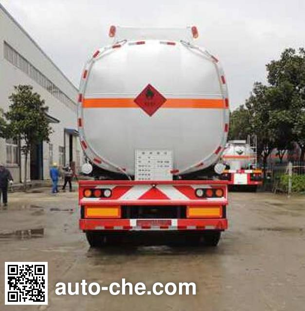 Xingshi SLS9403GYY oil tank trailer