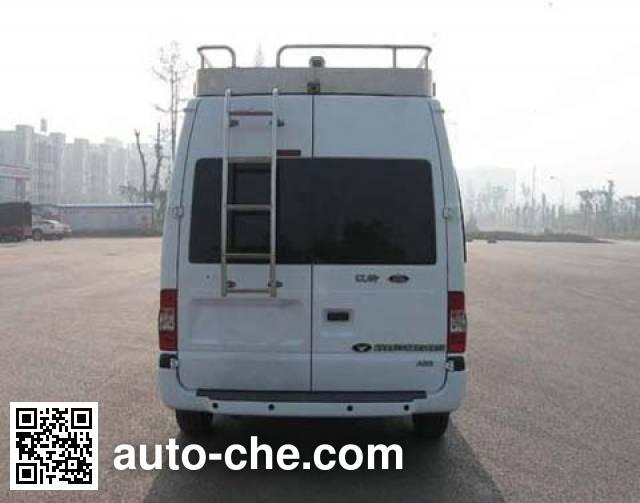 Shenglu SLT5030XZHE1 command vehicle