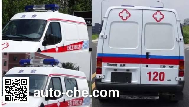 Shenglu SLT5031XJHE1W ambulance