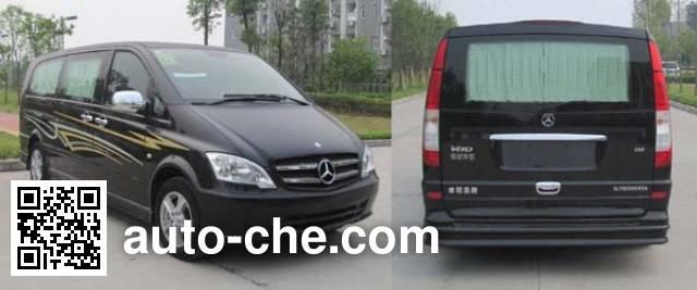 Shenglu SLT5031XSWEH business bus