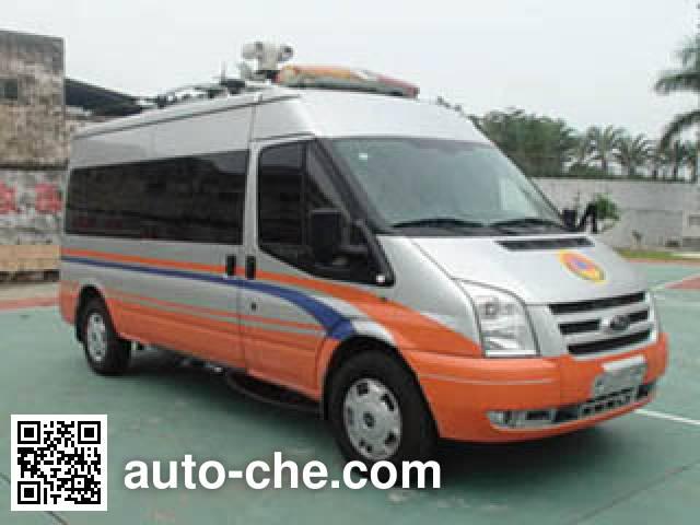 Shenglu SLT5031XZHE1 command vehicle