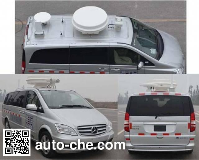 Shenglu SLT5032XJEEH1W monitoring vehicle