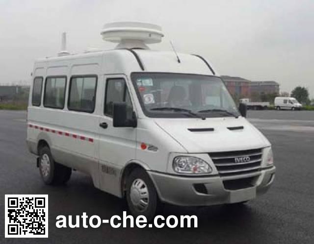 Shenglu SLT5041XJEK1S monitoring vehicle