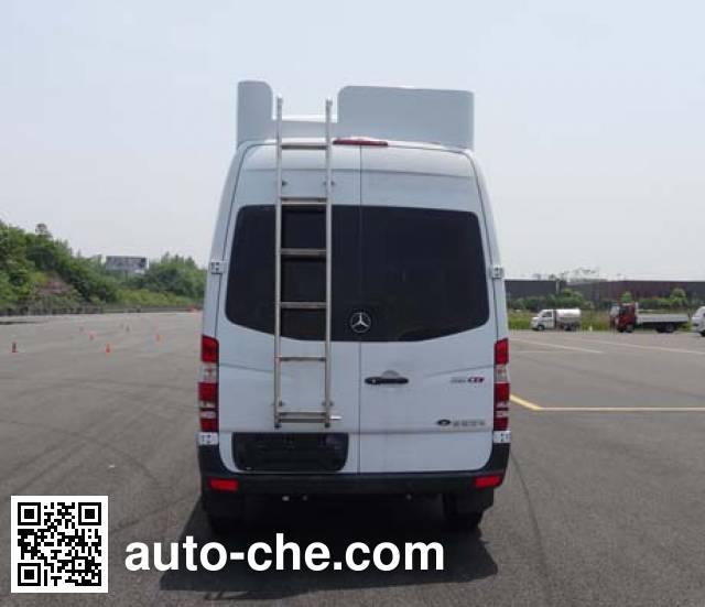 Shenglu SLT5041XZHEH1W command vehicle
