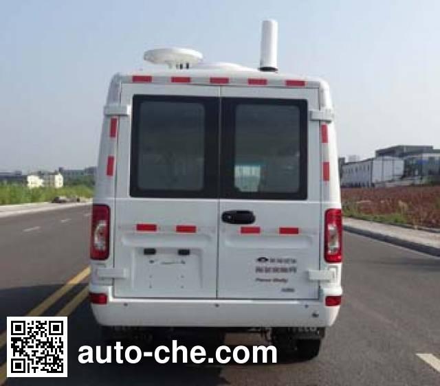Shenglu SLT5042XJEK1W monitoring vehicle