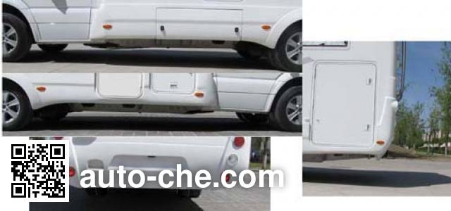Shenglu SLT5050XLJEH2 motorhome