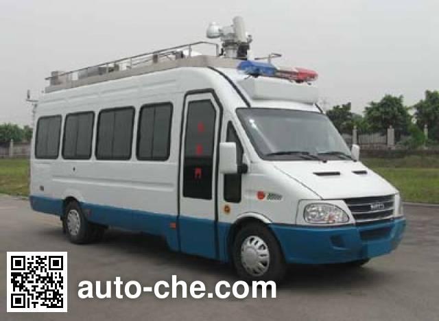 Shenglu SLT5052XZHK command vehicle