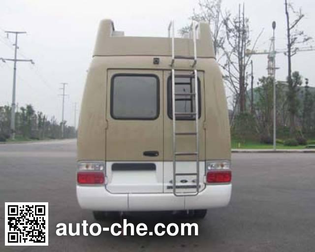 Shenglu SLT5061XZHQ command vehicle