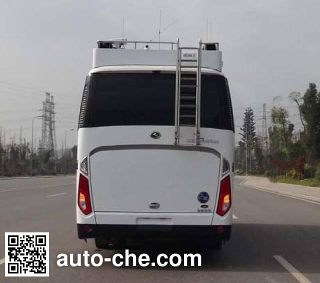 Shenglu SLT5120XZHQ1S command vehicle