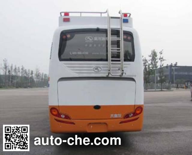 Shenglu SLT5142XZHQ command vehicle