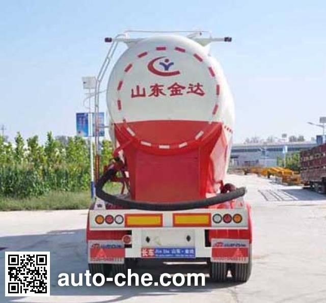 Liangyun SLY9381GXH ash transport trailer