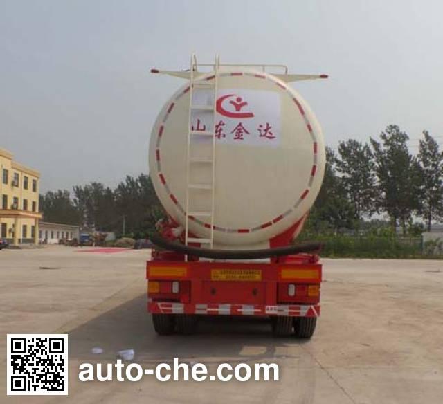 Liangyun SLY9400GFL low-density bulk powder transport trailer