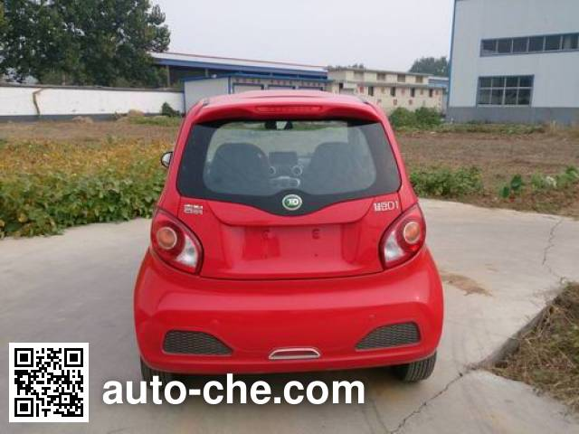 Geely SMA7001BEV11 electric car