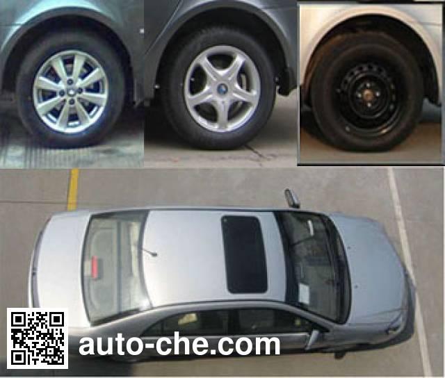 Yinglun SMA7181K01N dual-fuel car