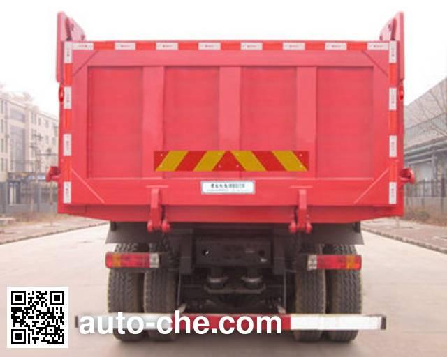 Sunhunk HCTM SMG3250CAV38H5J4 dump truck