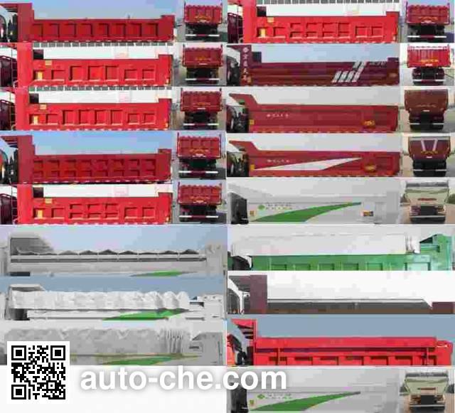 Sunhunk HCTM SMG3257ZZN43H6H4 dump truck
