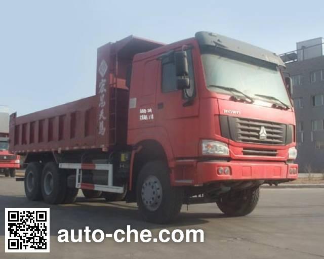 Sunhunk HCTM SMG3257ZZN43H6L4 dump truck