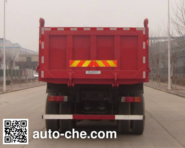 Sunhunk HCTM SMG3310CAN36H7J4 dump truck