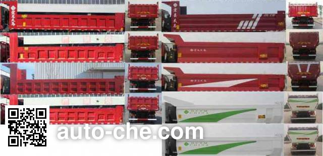 Sunhunk HCTM SMG3313BJN43H8E4 dump truck