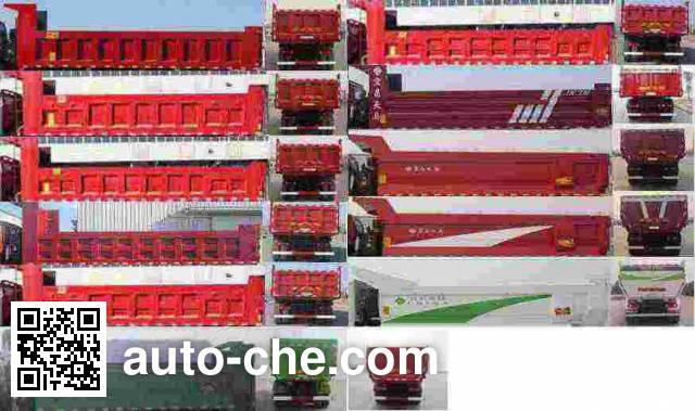 Sunhunk HCTM SMG3317ZZV38H7H4 dump truck