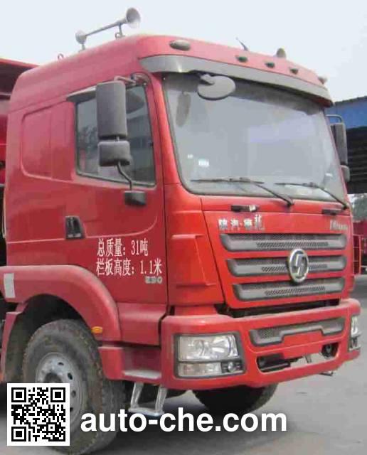 宏昌天马牌SMG3316SXN36H7D4自卸汽车