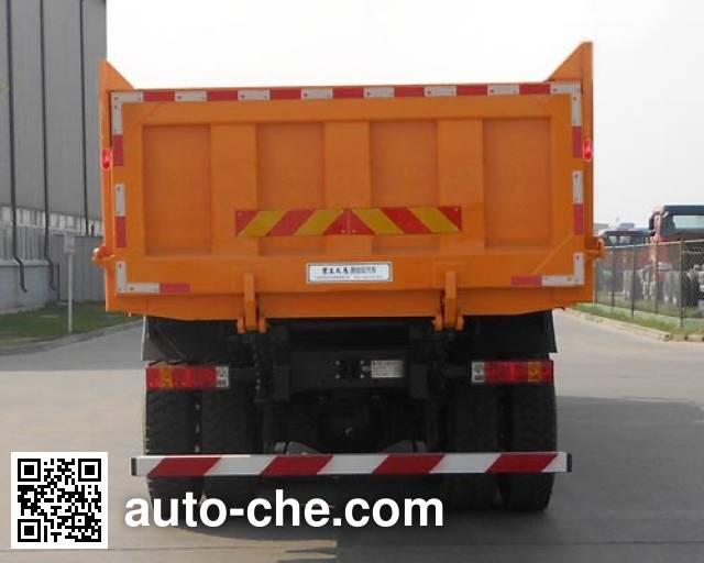 Sunhunk HCTM SMG3316SXN46H8D4 dump truck