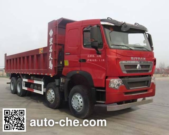Sunhunk HCTM SMG3317ZZN38H7H4 dump truck
