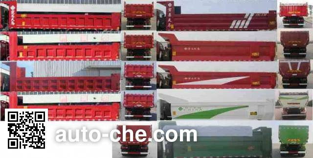 Sunhunk HCTM SMG3317ZZN42H8L5L dump truck