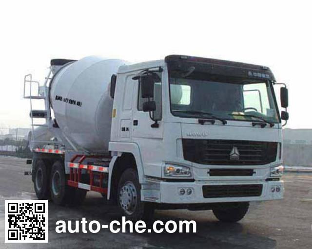 Sunhunk HCTM SMG5257GJBZZN404L3 concrete mixer truck