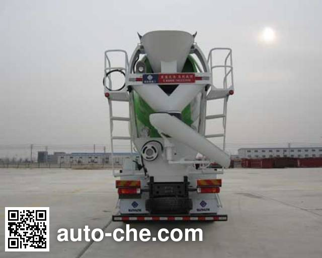 Sunhunk HCTM SMG5317GJBZZN3618L3 concrete mixer truck