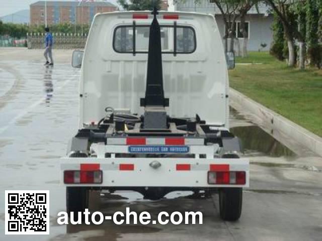石煤牌SMJ5020ZXXCH3车厢可卸式垃圾车