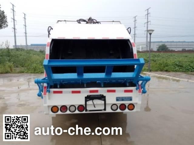 Shimei SMJ5070ZYSD5 garbage compactor truck