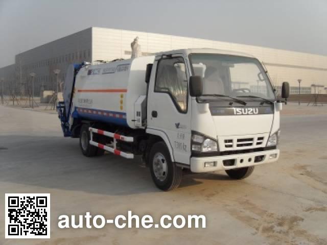 Shimei SMJ5070ZYSQ4 garbage compactor truck