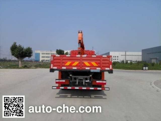 Shimei SMJ5160JSQD5 truck mounted loader crane