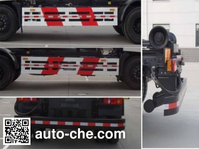 石煤牌SMJ5160ZXXD4车厢可卸式垃圾车