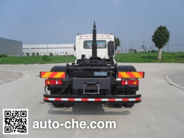 石煤牌SMJ5160ZXXD5车厢可卸式垃圾车