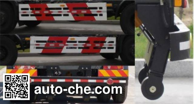 石煤牌SMJ5160ZXXDC3车厢可卸式垃圾车