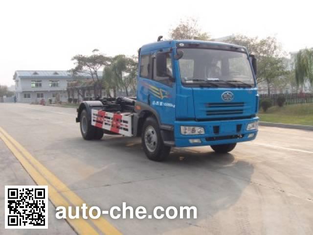 石煤牌SMJ5160ZXXJC3车厢可卸式垃圾车