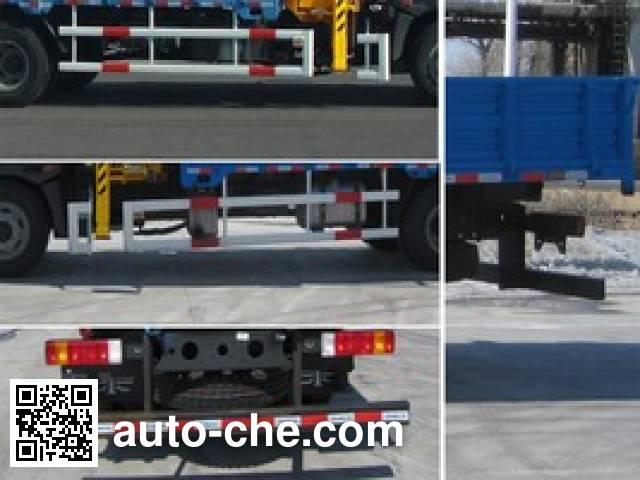 Shimei SMJ5161JSQJC4 truck mounted loader crane