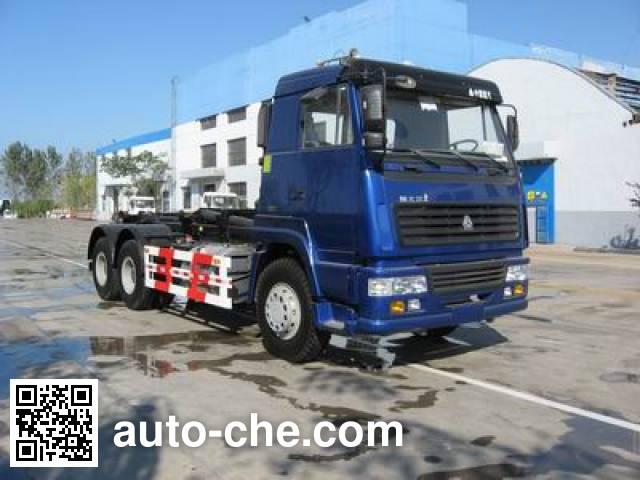 石煤牌SMJ5250ZXXZC3车厢可卸式垃圾车
